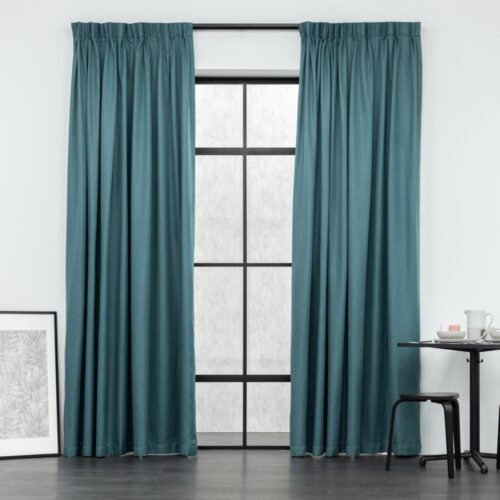 Baagus Curtain Sheer Malaysia Square Diamond Green FP 5056 19GN DSC 9048 2