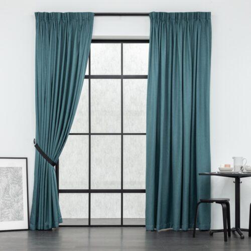 Baagus Curtain Sheer Malaysia Square Diamond Green FP 5056 19GN DSC 9048 3