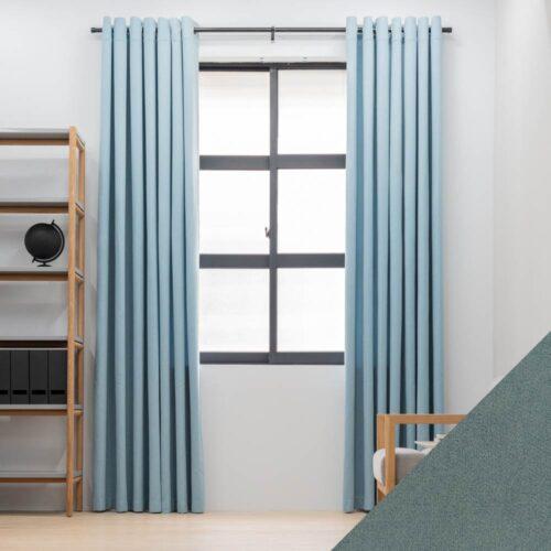 Baagus Curtain Sheer Malaysia Sturdy Soft Blue FP 5039 22BL DSC 9041 2 01