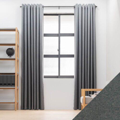 Baagus Curtain Sheer Malaysia Sturdy Soft Dark Grey FP 5039 15DG DSC 8840 3 01