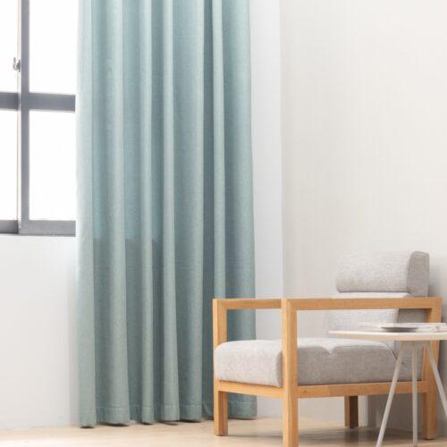 Baagus Curtain Sheer Malaysia Sturdy Soft Green FP 5039 23GN DSC 8837 1