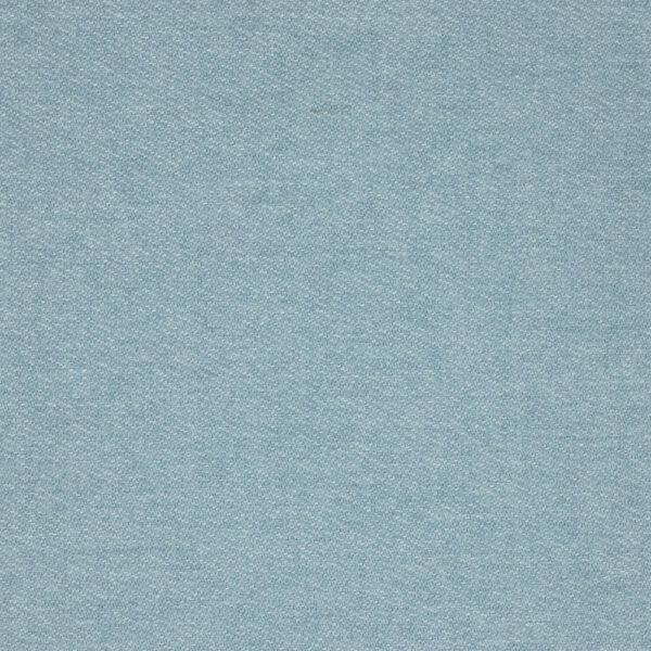 Baagus Curtain Sheer Malaysia Sturdy Soft with Double Fringes – Blue 8