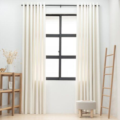 Baagus Curtain Sheer Malaysia Sturdy Soft WhiteFP 5039 2W DSC 9707