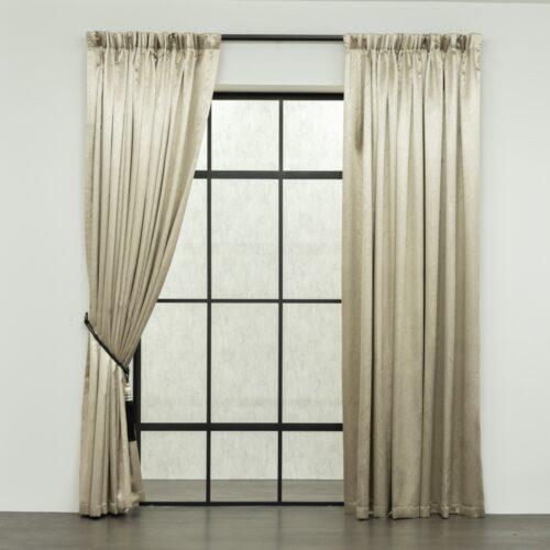 Baagus Curtain Sheer Malaysia Victor Brown FB MV52 101 7BR DSC 9587