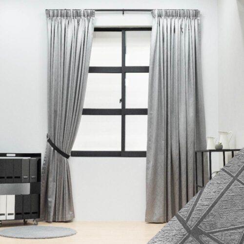 Baagus Curtain Sheer Malaysia Victor Grey FB MV52 101 4G DSC 9498 01 01 1