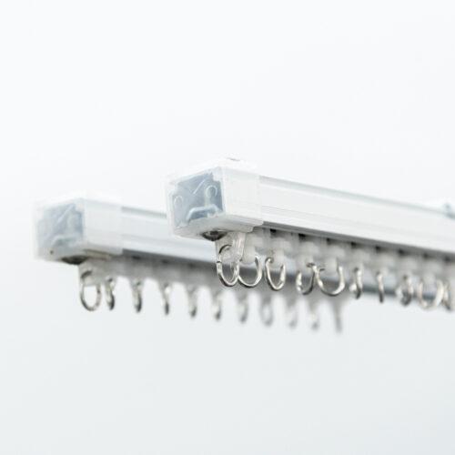 Enhance Track White Double Layer DSC 9332