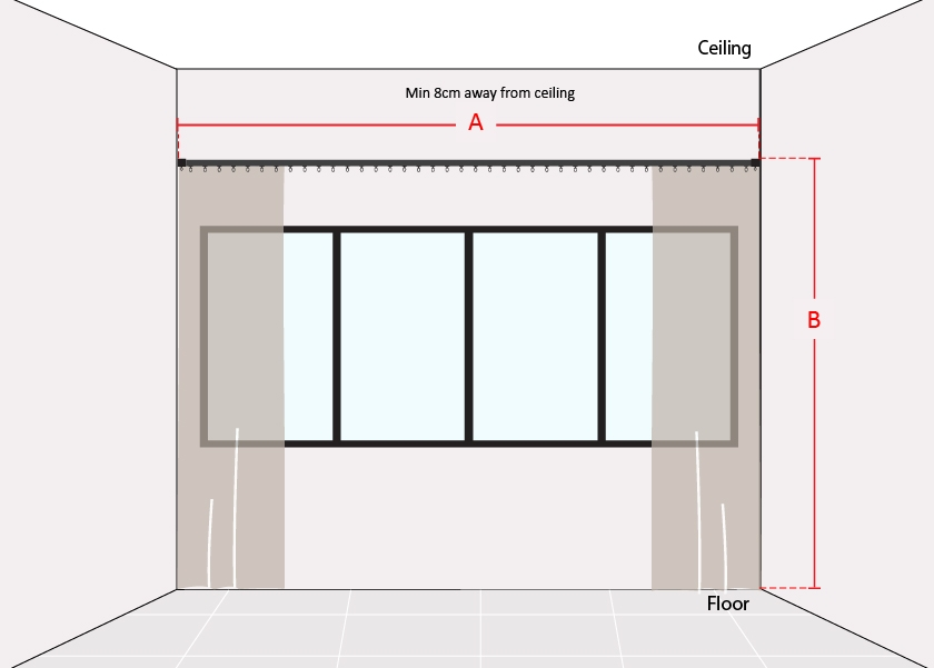 How to Measure Wide Window Long