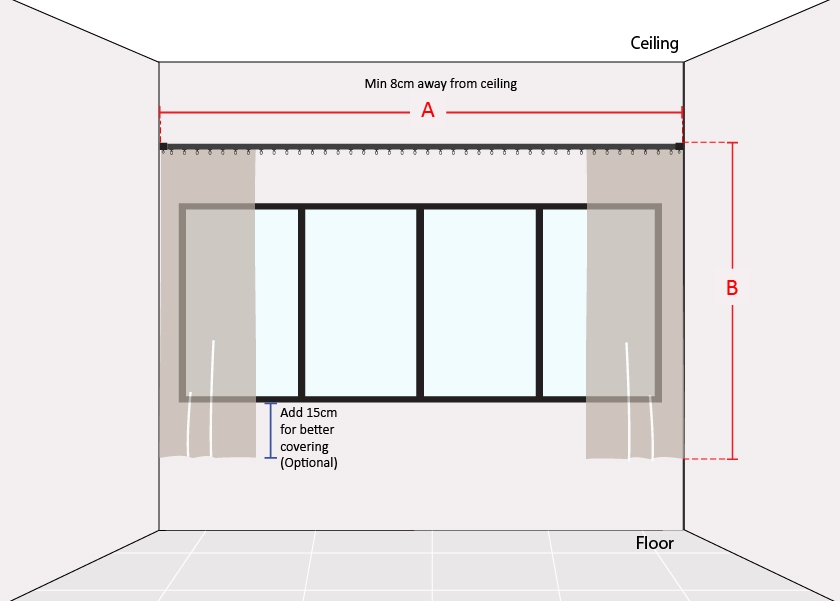 How to Measure Wide Window Short