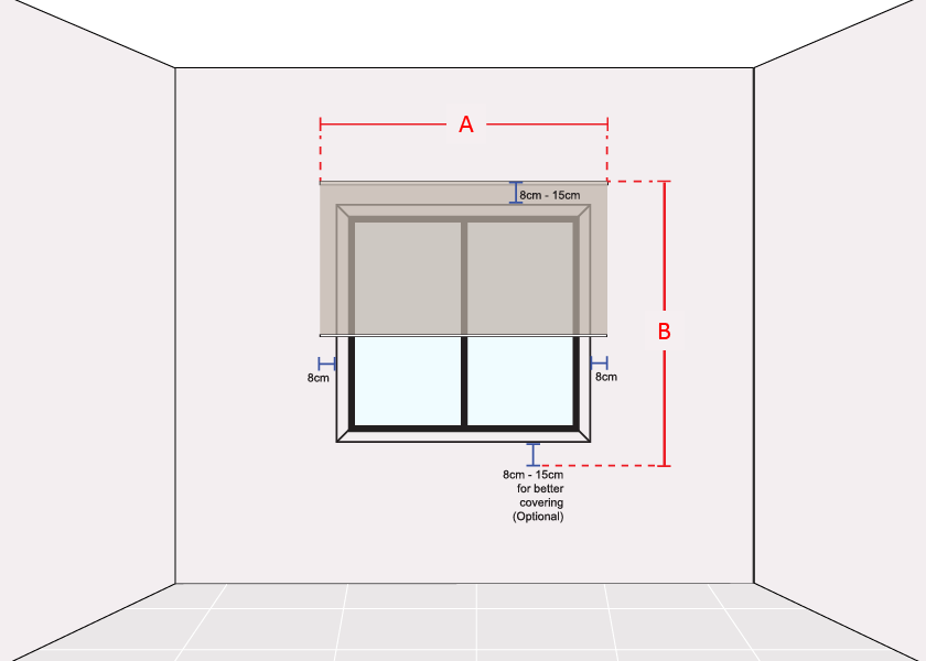How to measure Blind Fit In copy