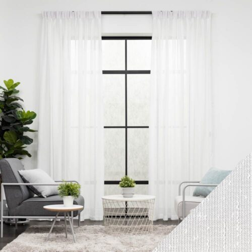 baagus home curtain blinds kl malaysia Soft Woven White SP YY808 2B DSC 9606 1