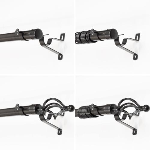 baagus home curtain sheer malaysia adjustable metal rod options 2